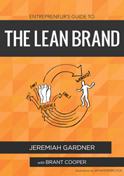 The Lean Brand Cover