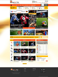 Livsports Website