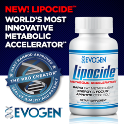 New Lipocide World's Most Innovative Metabolic Accelerator