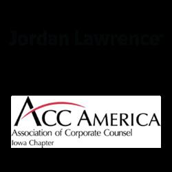 JL ACC Iowa logos