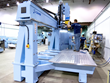 DMS 5 Axis Twin Moving Tables CNC Router