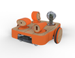 Rendering of KIBO robot.