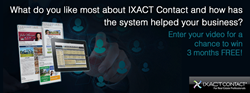 IXACT Contact Real Estate CRM Video Contest