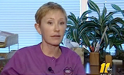 Doctor's P.R. client Dr. Rebecca Schmorr of Raleigh, NC discusses PST on ABC News