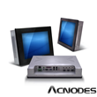 "Acnodes' New 22"" Fanless Touch Panel PC Features Atom D525 Dual-Core..."