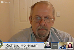 Richard Holleman Certified Salesforce.com Administrator