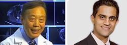 Dr. John Chao and Dr. Nirav Shah