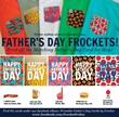 Fathers's Day Frockets