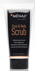 Men's Grooming Face & Body Scrub