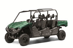 This is the second consecutive year Yamaha has received the award. In 2014, the premier Viking model that introduced the first true three-person seating capacity in a SxS vehicle earned a FinOvation Award.