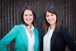 Allocadia Co-founders Kristine Steuart and Katherine Berry