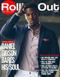Daniel Gibson Covers Rolling Out Magazine