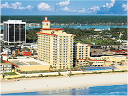 Daytona Beach Hotels - The Plaza Historic Beach Resort & Spa