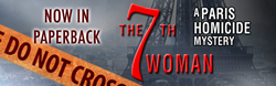 The 7th Woman, an edge-of-your-seat summer read
