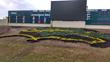 Hyde Park Landscaping Installs Oly-Ola's Super-Edg™ Landscape Edging to Border Racehorse Logo at  New Belterra Park Gaming & Entertainment Center in Cincinnati