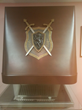 Coat of Arms Kitchen Range Hood Personalization Introduced by Rangecraft