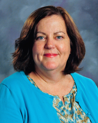 Salt Lake Community College's new executive director of development Nancy Michalko