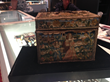 J.A.B.W.C.J. LTD London's 1658 antique silk on wood jewelry box