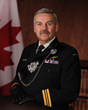 Major Richard Desjardins.