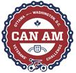 2014 CanAm Veterans' Challenge logo.