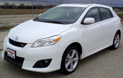 2007 Toyota Matrix Auto Parts for Sale
