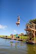 Skyline Eco-Adventures Launches Maui's 1st Zip n' Dip Tour