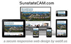 SunState Management is a community association management firm serving homeowner and condominium associations in South Florida.