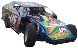 US Ethanol Car Sponsored by Hydro Dynamics, Inc.