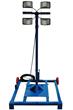 Larson Electronics Releases a New 240 Watt LED Portable Work Area Light Tower