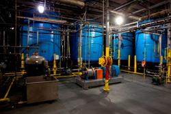 Biodiesel Plant Incorporating the ShockWave Power Cavitation Reactor.