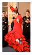 Flamenco dancer, benefit