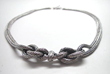 Double Love Knot Necklace from Nineteen Seventy-Four