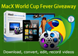 MacXDVD Stirs up 2014 FIFA World Cup Football Fever With Giveaway of...