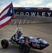 Crowley-Sponsored Student-Built Race Car from Puerto Rico Competes in Annual Formula SAE Michigan Competition