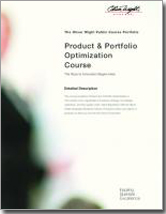 Product, Portfolio, optimization, Oliver WIght, business excellence
