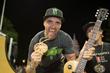 Jamie Bestwick X Games Austin 2014 BMX Vert Gold Medal