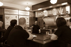 Justin Frost, KegWorks Lead Brewer, Teaching Home Brewing 101