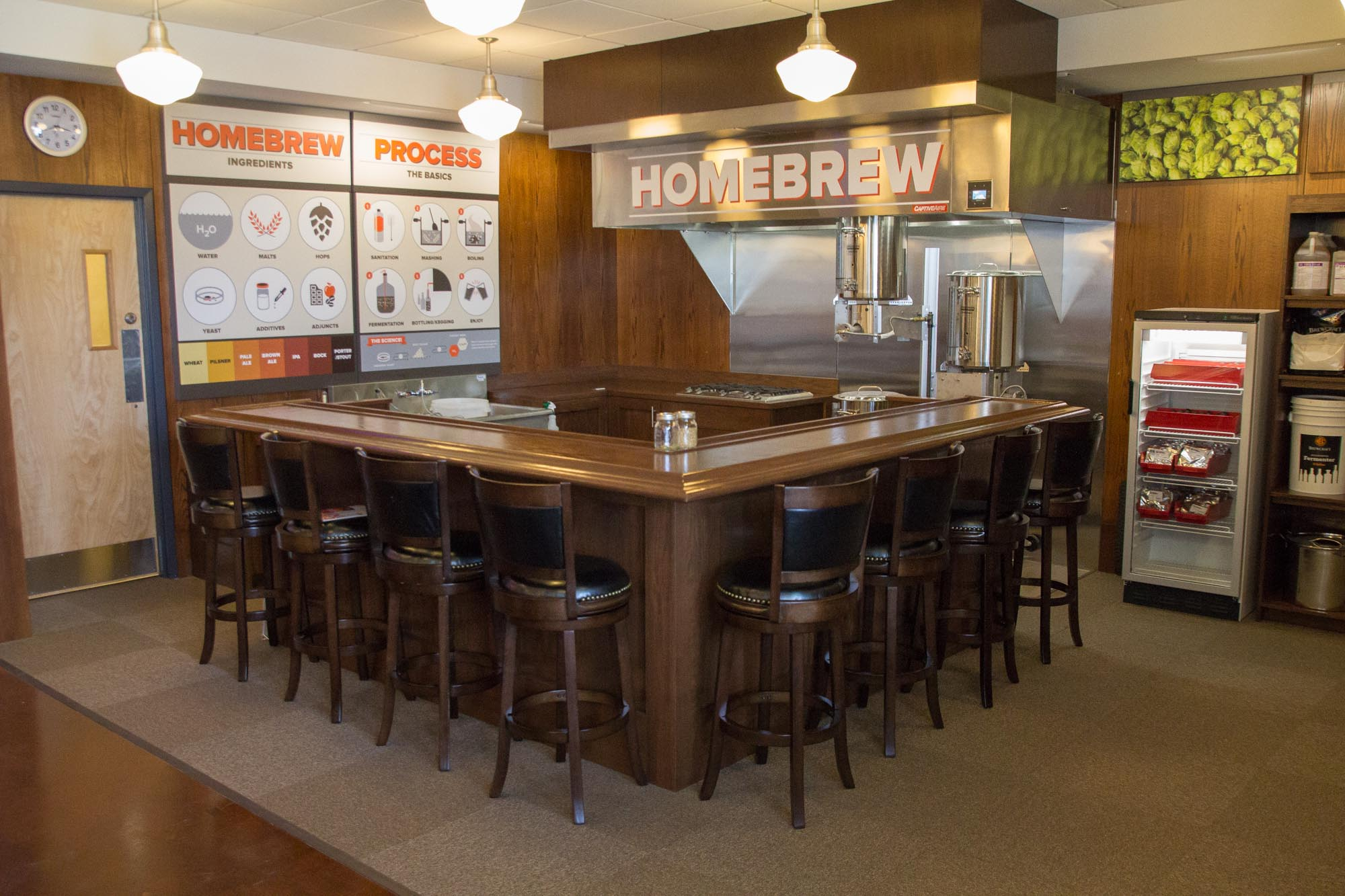 Kegworks Now Offering Classes On Making Beer At Home