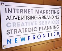New Frontier Marketing, Advertising, Web Design, Millburn NJ