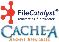 Joint FileCatalyst Cache-A Logo