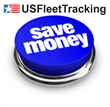 US Fleet Tracking Explains the Top Tips on How to Save Money with GPS...