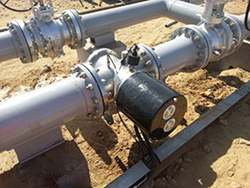 fracking, ultraviolet disinfection system, oil, gas, hydraulic fracturing