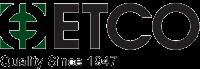 ETCO Custom Precision Metal Stamping Logo