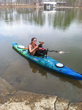 Rock/Creek employee and Jackson Kayak ambassador Samantha Christen