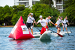 BIC SUP one design race