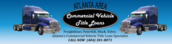 Commercial vehicle title loan