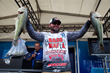 Hackney Grabs Lead At Walmart FLW Tour Event On Pickwick Lake Presented By Straight Talk Wireless