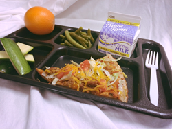 Lunch Tray Tuesday - Helping Schools Plan Healthy Lunch Menus