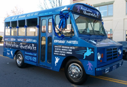 Appalachian GhostWalks Mountain Mysteries Bus Tours