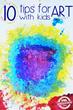 Group Art Tips Have Been Released On Kids Activities Blog
